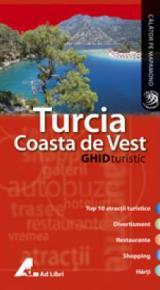 Turcia. Coasta de Vest