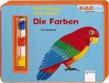 Mein kleines Rasselbuch: Die Farben