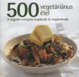 500 vegetáriánus étel