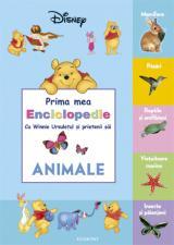 Prima mea enciclopedie cu Winnie Ursuletul si preietenii sai: Animale