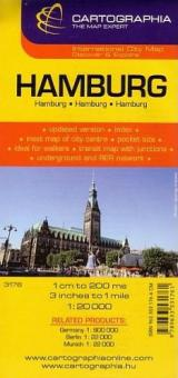 Hamburg City Map