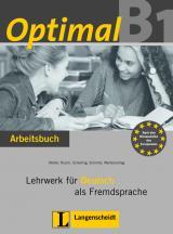 Optimal B1 Arbeitsbuch mit Lerner-Audio-CD