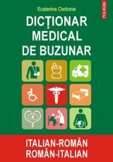 Dicţionar medical de buzunar italian-român/român-italian