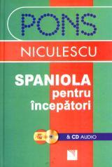 Spaniola pentru începători cu CD audio