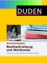 Duden. Schülerduden. Rechtschreibung und Wortkunde (HB)
