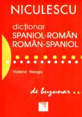 Dicţionar de buzunar spaniol-român/român-spaniol