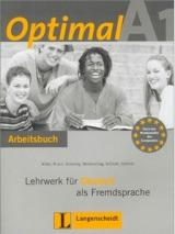 Optimal A1 Arbeitsbuch + Lerner Audio-CD