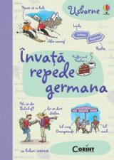 Învaţă repede germana (Usborne)