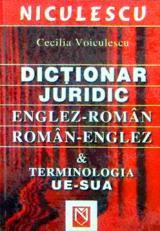 Dicţionar juridic englez-român/român-englez