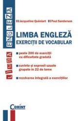 Limba engleză. Exerciţii de vocabular