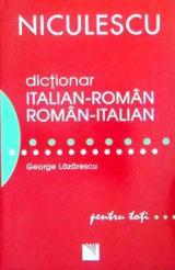 Dicţionar italian-român/român-italian pentru toţi
