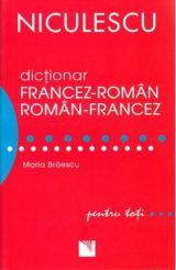 Dicţionar francez-român/român-francez pentru toţi