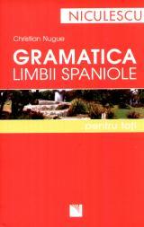 Gramatica limbii spaniole pentru toţi