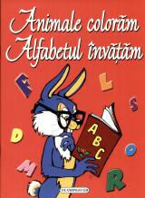 Animale colorăm, alfabetul învăţăm