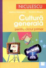 Cultură generală pentru ciclul primar