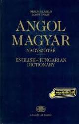 Angol-magyar nagyszótár