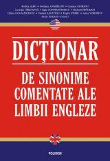 Dicţionar de sinonime comentate ale limbii engleze