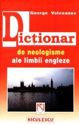 Dicţionar de neologisme ale limbii engleze