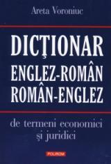 Dicţionar englez-român/român-englez de termeni economici şi juridici
