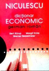 Dicţionar economic german-român