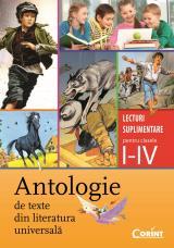 Antologie de texte din literatura universală pentru clasele I-IV