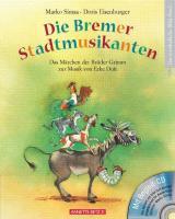 Die Bremer Stadtmusikanten + Audio-CD
