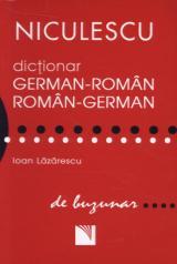 Dicţionar german-român - român-german de buzunar