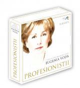 Profesioniştii - Audiobook, 10 CD-uri
