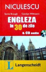 Engleza în 30 de zile + CD audio