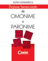 Dicţionar francez-român de omonime şi paronime