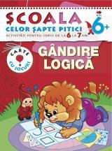Şcoala celor şapte pitici: Gândire logică 6+
