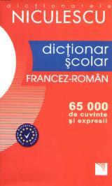 Dicţionar şcolar francez-român