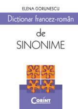 Dicţionar francez-român de sinonime
