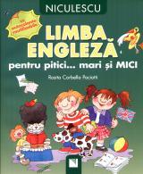 Limba engleză pentru pitici... mari şi mici