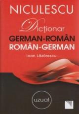 Dicţionar german-român/român-german uzual