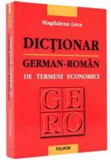 Dicţionar german-român de termeni economici