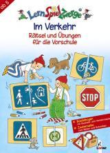 Im Verkehr. Rätsel und Übungen für die Vorschule