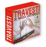 Travesti - Audiobook, 4 CD-uri