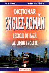Dicţionar englez-român - Lexicul de bază al limbii engleze