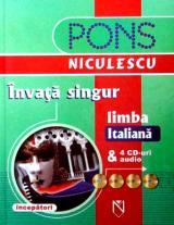 Învaţă singur limba italiană (începători) & 4 CD-uri audio