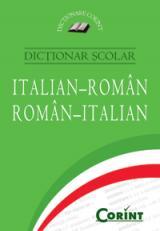 Dicţionar şcolar italian-român/român-italian