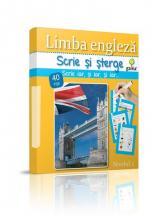 Scrie şi şterge: Limba engleză - nivelul 2