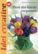 Flori din hârtie creponată