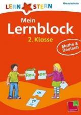 Lernstern: Mein Lernblock - Mathe & Deutsch