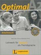 Optimal A2. Arbeitsbuch mit CD