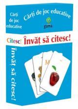Cărţi de joc educative: Învăţ să citesc