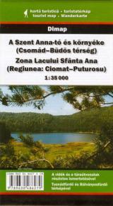 Zona Lacului Sfânta Ana (Regiunea Ciomat-Puturosu)