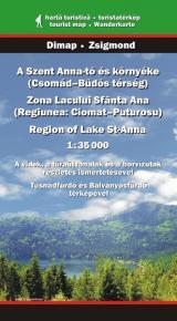 Zona Lacului Sfânta Ana (Regiunea: Ciomat-Puturosu)