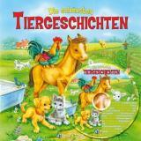 Die schönsten Tiergeschichten + CD