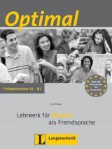 Optimal. Lehrwerk für Deutsch als Fremdsprache